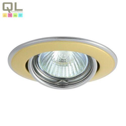 Kanlux süllyesztett lámpa HORN CTC-3115-PG/N Dupla színű spot 2833
