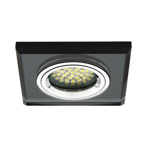 Kanlux süllyesztett lámpa MORTA CT-DSL50-B Üveg Spot 18510