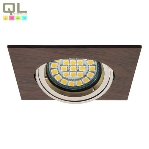 Kanlux süllyesztett lámpa COMMON fa hatású spot CT-DTL50-WE !!!Kifutott termék!!!