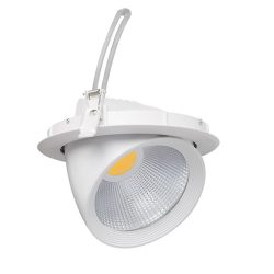 Kanlux süllyesztett lámpa  HIMA MCOB 30W-NW-W LED 22840