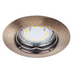 Rábalux Lite Ráépíthető és Beépíthető lámpa GU10 1x MAX 50W 1048