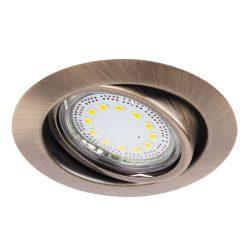Rábalux Lite Ráépíthető és Beépíthető lámpa GU10 1x MAX 50W 1051