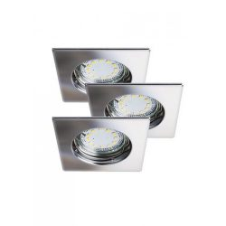 Rábalux Lite Ráépíthető és Beépíthető lámpa GU10 1x MAX 50W 1053