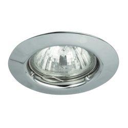 Rábalux süllyesztett lámpa 1088 - Spot relight fix GU5.3, 12V, króm