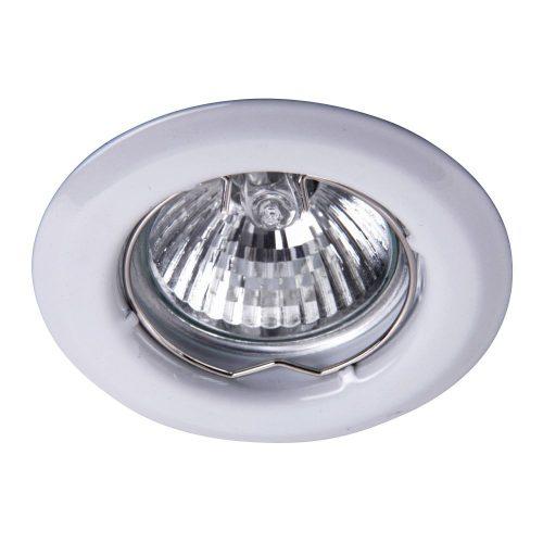 1101 - Spot light, beépíthető 3-as szett, fix, kerek !!! kifutott termék, már nem rendelhető !!!