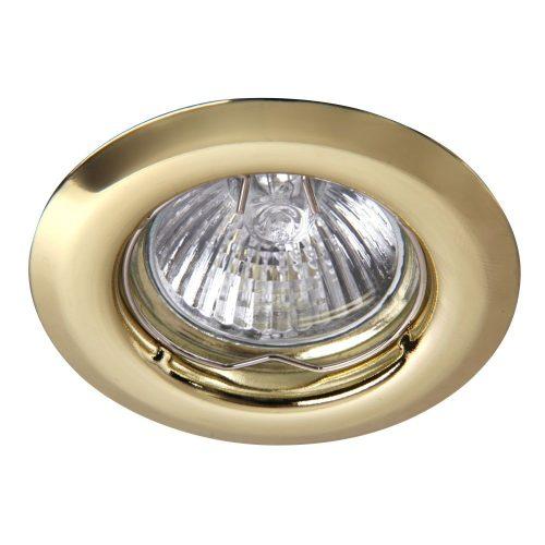 1102 - Spot light, beépíthető 3-as szett, fix, kerek !!! kifutott termék, már nem rendelhető !!!