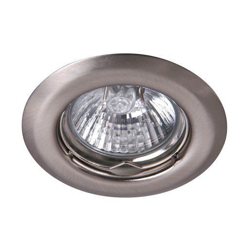 1104 - Spot light, beépíthető 3-as szett, fix, kerek !!! kifutott termék, már nem rendelhető !!!