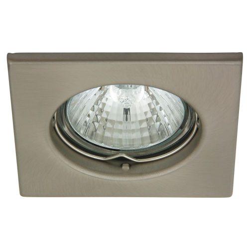 1114 - Spot light, beépíthető 3-as szett, fix, négyzet !!! kifutott termék, már nem rendelhető !!!