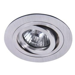 1116 - Spot fashion bill. gyűrűvel GU5.3, 12V aluminium