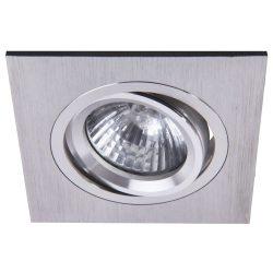 Rábalux süllyesztett lámpa 1117 - Spot fashion bill. gyűrűvel GU5.3, 12V, aluminium