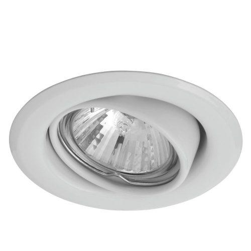 1121 - Spot light, beépíthető 3-as szett, billenthető, kerek !!! kifutott termék, már nem rendelhető !!!