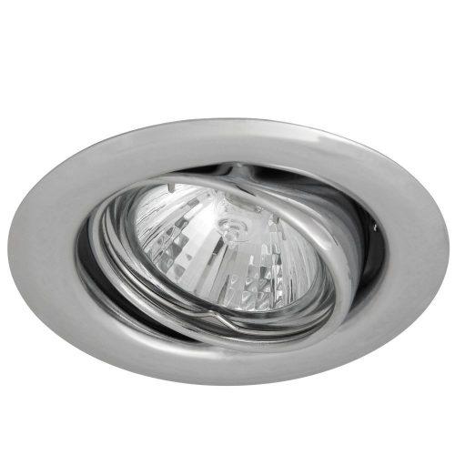 1123 - Spot light spot beépíthető 3-as szett, billenthető, kerek !!! kifutott termék, már nem rendelhető !!!