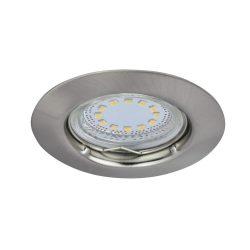 Rábalux süllyesztett lámpa 1163 - Lite spot GU10 3W LED fix, 3-as szett