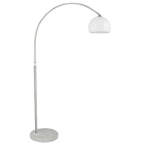 1371 - Base, állólámpa váz, talp E27 1x40W, króm !!! kifutott termék, már nem rendelhető !!!