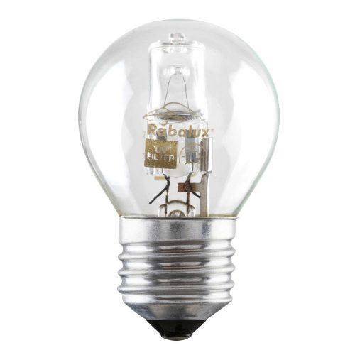 1676 - E27 G45-28W 370lm Class C Eco-halogen fényforrás 2000h !!! kifutott termék, már nem rendelhető !!!