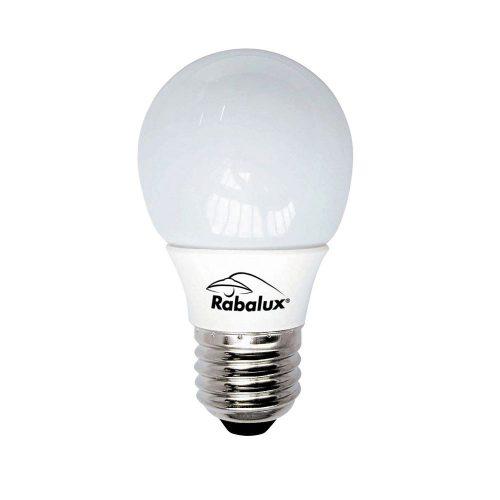 Rábalux 9W E27 406lmkisgömbkompakt fényforrás10000h 2700K 1779      !!! kifutott termék, már nem rendelhető !!!