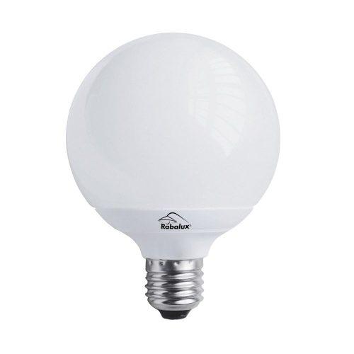 1780 - 15W E27 799lmgömbkompakt fényforrás10000h 2700K      !!! kifutott termék, már nem rendelhető !!!
