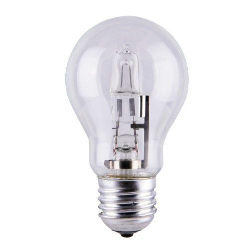 1788 - E27 A55-28W 370lm Class C Eco-halogen fényforrás 2000h 2800K !!! kifutott termék, már nem rendelhető !!!