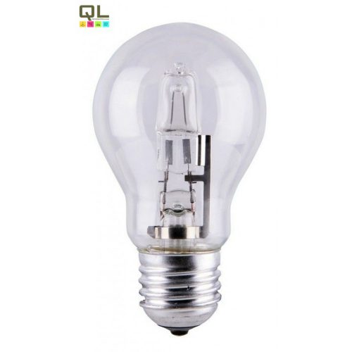1791 - E27 A55-70W 1180lm Class C Eco-halogen fényforrás 2000h 2800K !!! kifutott termék, már nem rendelhető !!!