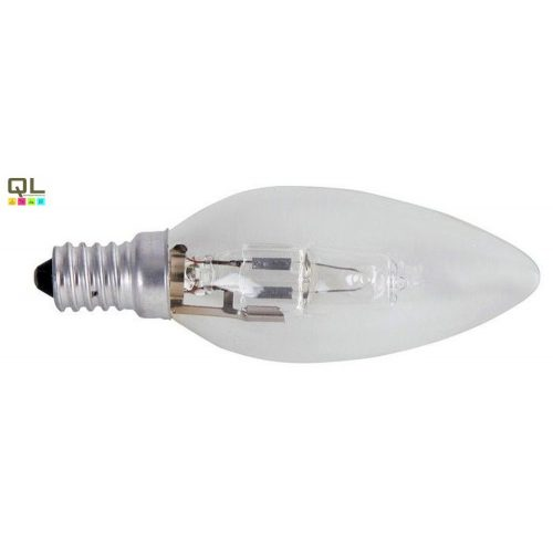 1796 - E14 C35-18W 205lm Class C Eco-halogen fényforrás 2000h 3000K !!! kifutott termék, már nem rendelhető !!!