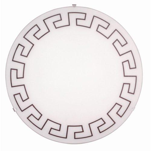 1808 - Greek,  mennyezeti lámpa, D40cm      !!! kifutott termék, már nem rendelhető !!!