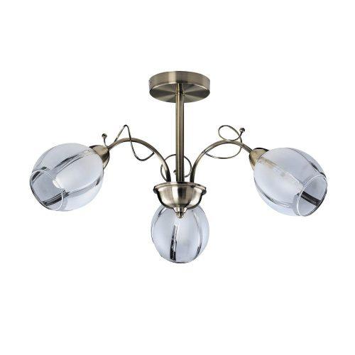 Rábalux Joel Mennyezeti lámpa E27 3x MAX 60W 2270