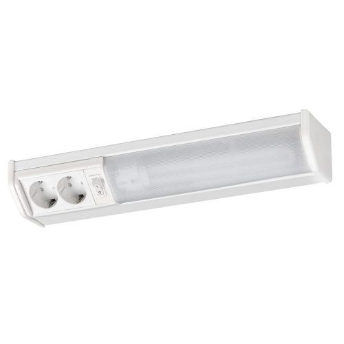 2321 - Bath, fénycsöves lámpa, dugaljjal 2700K, pultmegvilágító, kapcsolóval