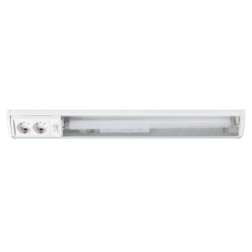 2322 - Bath, fénycsöves lámpa, dugaljjal 2700K, pultmegvilágító, kapcsolóval