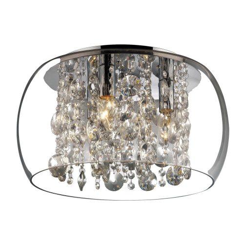 Rábalux Brillant Mennyezeti lámpa E14 3x MAX 40W 2827