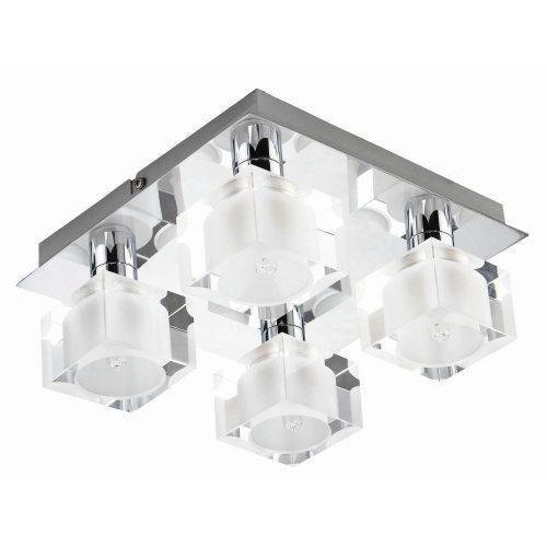 2964 - Diamond mennyezeti lámpa, 23x23cm !!! kifutott termék, már nem rendelhető !!!