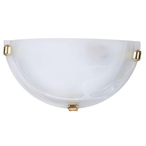 3001 - Alabastro, fali lámpa, D30cm