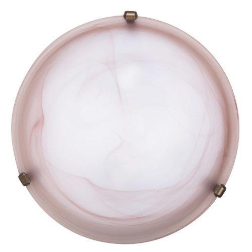 3353 - Alabastro, mennyezeti lámpa, D40cm