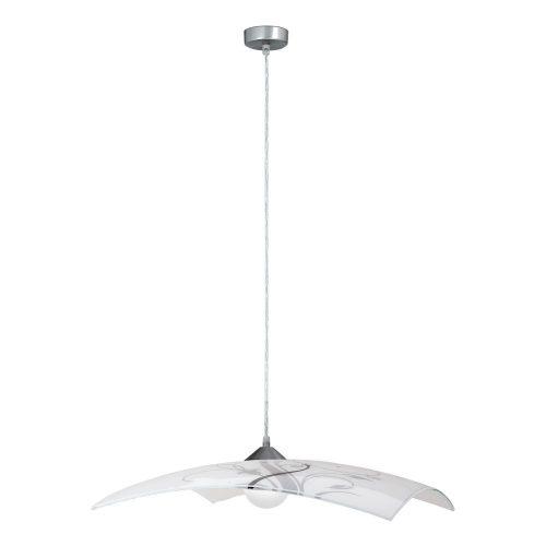 3694 - Elina, fix függeszték lámpa, 40x40cm