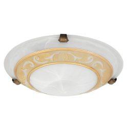 Rábalux fali lámpa 3713 - Laretta, mennyezeti lámpa, D30cm
