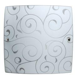 3855 - Harmony lux, mennyezeti lámpa, 40x40cm,