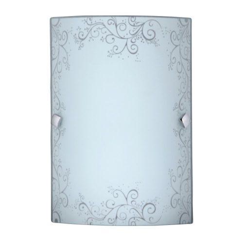 3861 - Organic, fali lámpa, 26x18cm !!! kifutott termék, már nem rendelhető !!!