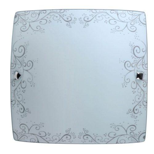 Rábalux fali lámpa 3862 - Organic, mennyezeti lámpa, 30x30cm !!! kifutott termék, már nem rendelhető !!!