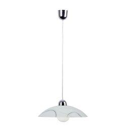 3879 - Mirabell, függeszték, D30cm, fix függ.
