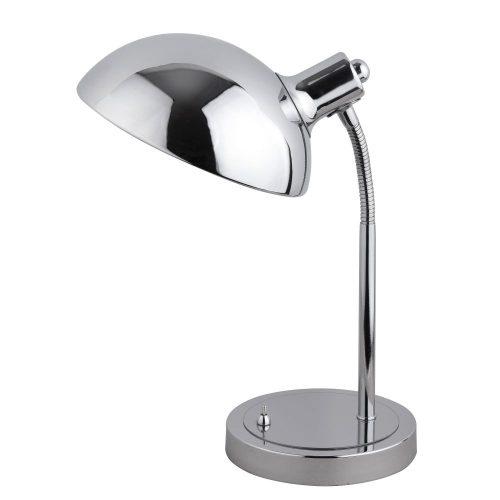 4157 - Gery asztali lámpa E14 40W króm      !!! kifutott termék, már nem rendelhető !!!