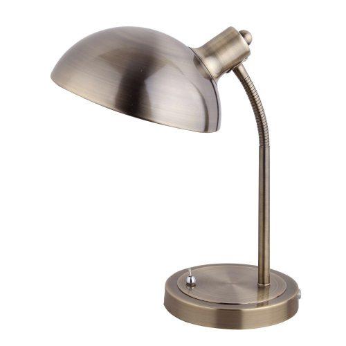4158 - Gery asztali lámpa E14 40W bronz      !!! kifutott termék, már nem rendelhető !!!