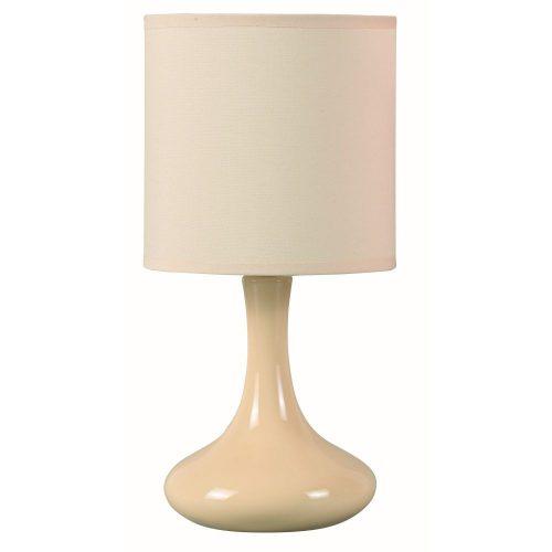 4241 - Bombai, asztali lámpa, kerámai, O15cm H31cm      !!! kifutott termék, már nem rendelhető !!!