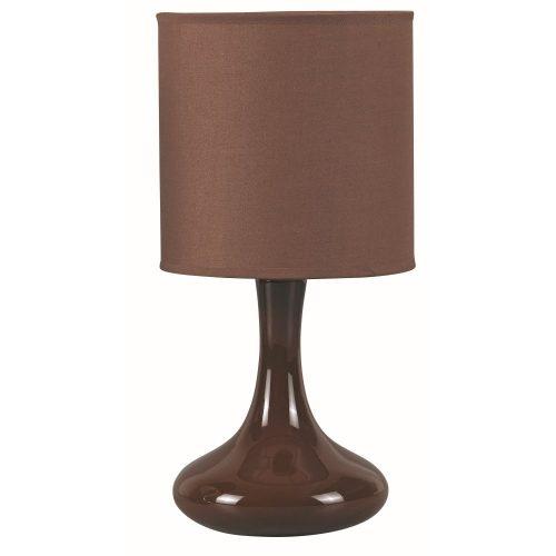 4242 - Bombai, asztali lámpa, kerámai, O15cm H31cm      !!! kifutott termék, már nem rendelhető !!!
