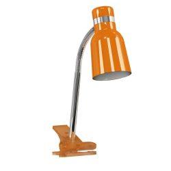 4295 - Color, asztali lámpa, csiptetős, H30,5cm