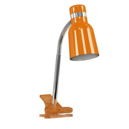 4295 - Color, asztali lámpa, csiptetős, H30,5cm      !!! kifutott termék, már nem rendelhető !!!