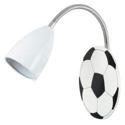 Rábalux fali lámpa Frankie Football lámpa 4467