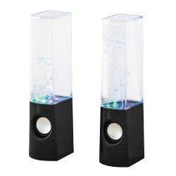 Rábalux gyermeklámpa Xander Hangszórós Dekor LED lámpa szökőkút effektel 4540