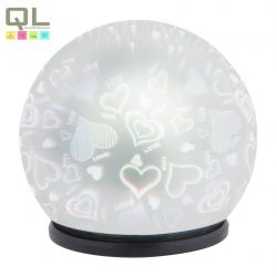 Laila Színes elemes dekorációs lámpa 4551