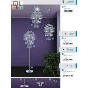 4579 - Eleonora lámpaernyő      !!! kifutott termék, már nem rendelhető !!!