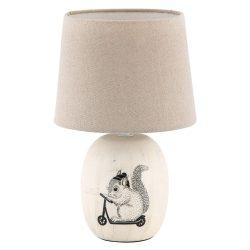 Rábalux asztali lámpa Dorka kerámia lámpa 4604