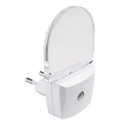 Rábalux gyermeklámpa  Paris Lux 4660, fényérzékelős, csak sötétben világít, kék fényű